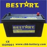 JIS Sealed Mainrtenance Free Mini Bus Battery Truck Battery N100-Mf
