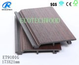 Co-Extrusion WPC Cladding with Certification Fsc, Ce, ISO9001, ISO14001 etc.