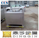 Customized 1000L Stainless Steel Insulating Heating Double-Deck Tank
