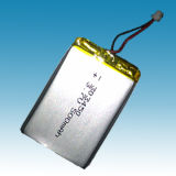 3.7V/500mAh Lithium Ion Polymer Battery Pack