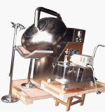 Stainless Steel Nut Chocolate Candy Sugar Coating Machine (WSSC)