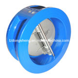 Wafer Style Check Valve Metal Hinged, Dual Disc