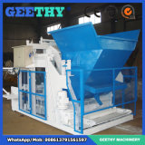 Qmy12-15 Hydraulic Mobile Block Making Machine