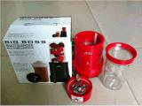 Multi Blender, New Big Blender with 2 Cups