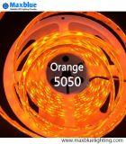 Orange LED Strip 5050SMD Waterproof 300 LED Ribbon Light