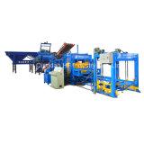 Qt6-15 Compressed Earth Automatic Hydraulic Pressure Cement Block Moulding Machine