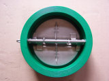 OEM Cast Iron /Steel Dual Plate Wafer Type Check Valve
