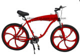 Red Color Bicycle with Mag Wheel