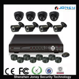 New Product DVR Kit of H. 264 4CH DVR CCTV Camera Kit Used in CCTV System