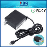 Laptop Adapter Charger AC DC Adapter Type-C 45W for Lenovo