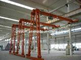 Semi Single Girder Gantry Crane for Workshop (SSGC-02)