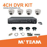 Cost-Effective CCTV DVR Kit (MVT-K04D)