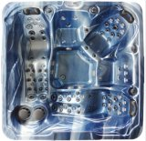 100 Jets USA Acrylic Outdoor SPA Massage Skirt Bathtub with Jacuzzi Function