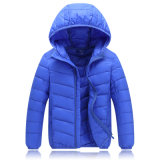 Provide OEM Service Man Children Down Feather Heavy Winter Down Jacket Stock 601