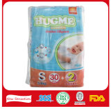 Soft and Cotton Ultra Thin Baby Diaper in Guangzhou