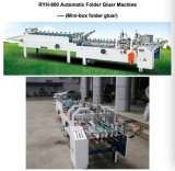 Automatic Folder Gluer Machine -- (Mini-box folder gluer)