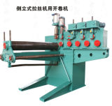 Decoiler Machine with Headstand Metal Drawing Machine