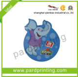 Customized Plastic Label (QBS-1312)