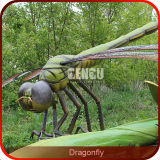 Outdoor High Simulation Huge Robot Dragonfly