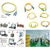 OEM Supplier OS2/Om3 Fiber Optic Patch Cord