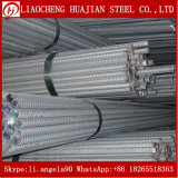 Steel Supplier Hot Rolled Deformed Rebar with BS4449/HRB400