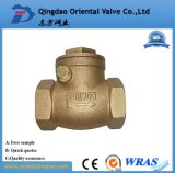 "1/2"" Inch Durable Professional Competitive Price Ball Type Brass Spring Check Valve,"