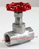 Stainless Steel Globe Valve Threaded (GBTL-200)