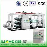 Ytb-6600 6colors High Speed Aluminum Foil Flexo Printing Equipment