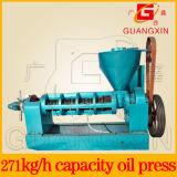 New Oil Press, Temperature Control Screw Oil Press (YZYX120WK)