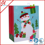 Hot Stamping Felt Christmas Gift Bags Christmas Paper Bags