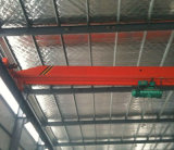 Lda Type Motor Driven Single Beam Overhead Traveling Cranes for Steel Structure Worskhop Prefab Factory