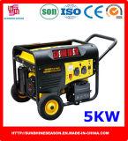 5kw Gasoline Generator Set (SP12000E2) for Home & Outdoor Power Supply