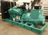 Cummins Standby 700kVA / 560kw Kta38-G Industrial Generators Set with AC Synchronous Brushless Generator Head
