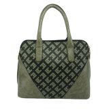 The Newest Fashionable Lattice PU Leather Lady Handbags