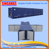 40′ Half Height Steel Container