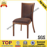 Hotel Wood-Look Restaurant Dining Chair