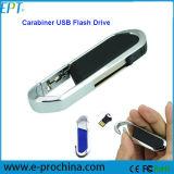 Unique Carabiner Shape Memory Disk USB Flash Drive ((ED017)