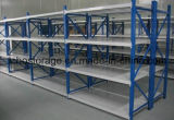 Medium Duty Long Span Metal Shelving for Warehouse Storage