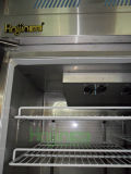 Kitchen Upright Refrigerator Freezer