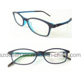 Custom Logo Printing Logo Fashion Tr 90 Glasses Eyewear Optical Frame