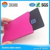 Protector Blocking Scan Gift RFID Sleeve Aluminum Credit Card Holder
