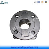 Precision Steel Casting Valve Fittings / Flange with OEM Service