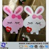 Transparent Plastic Label, Cartoon Decoration Sticker (SZ3131)
