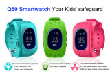 Q50 Smart Watch Kid Tracker Anti Lost GPS Locator Children Safe Guard