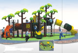 2015 Hot Selling Outdoor Playground Slide with GS and TUV Certificate QQ14017-1