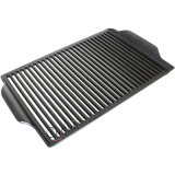 Customized BBQ Plate Ht250 Iron Barbecue Grill with Enamel
