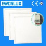 Microwave Sensor 40W Square LED Panel Light 595*595