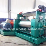 Rubber Open Two Roll Mixing Mill with Stock Blender SGS, BV, ISO, Ce