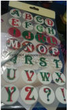 Resin Crystal Dome Sticker Custom Printed 3D Dome Epoxy Tags, Epoxy Crystal Labels