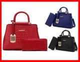 Direct Buy China Wholesale Price Crocodie PU Lady Handbag